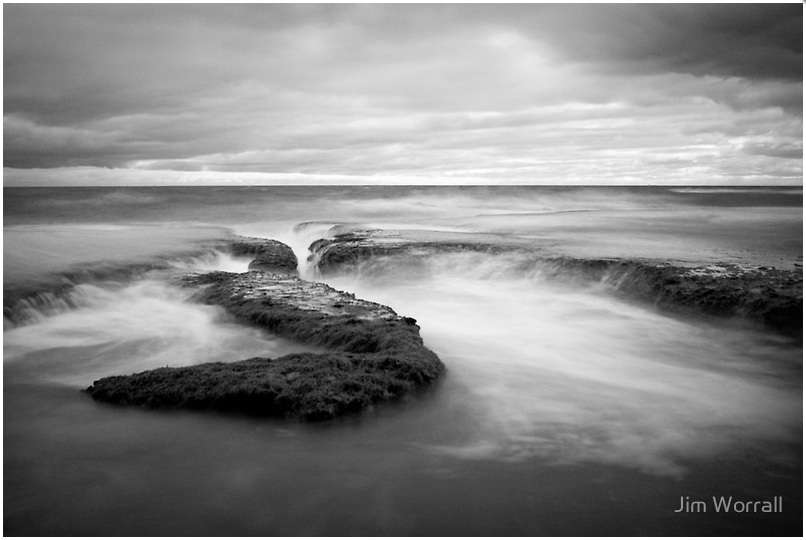 The Call of White Water - Jim Worrall - ND400